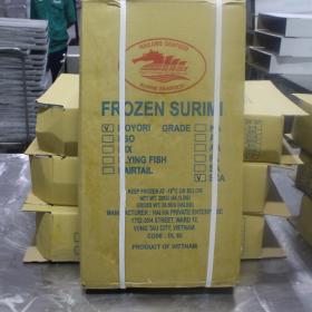 Frozen Itoyori Surimi Grade SSA